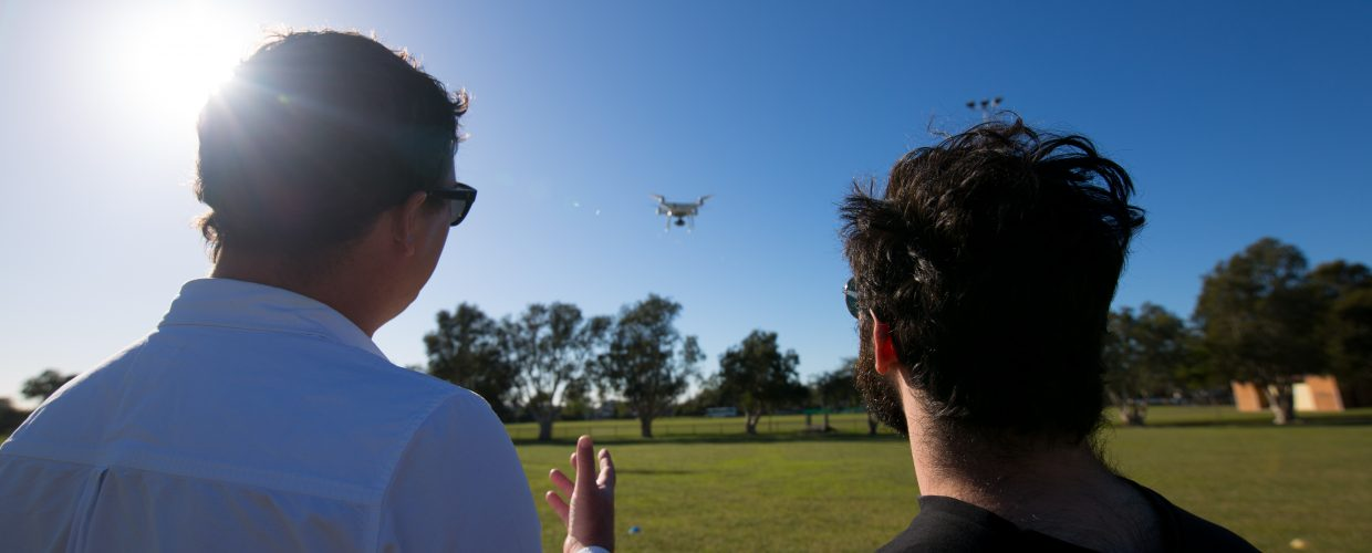 drone training brisbane