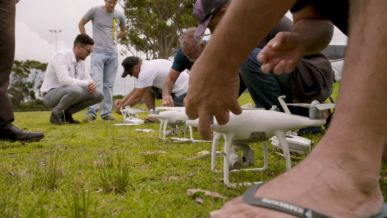 Drone Instructor Drone Training