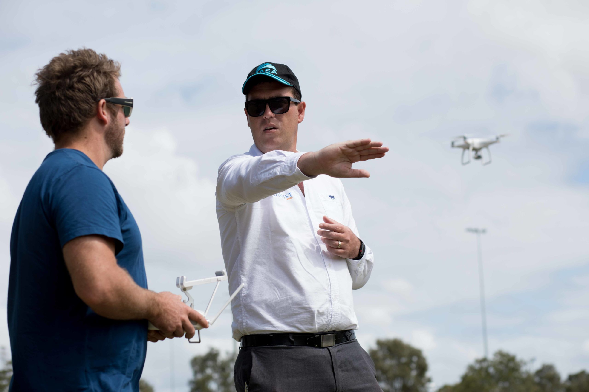 Phantom Drone Training